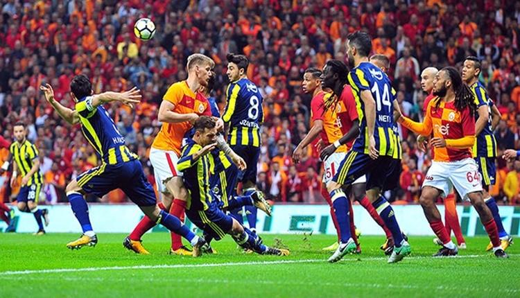 Fenerbahçe'nin derbilerdeki büyük üstünlüğü