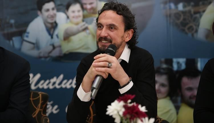 Fenerbahçe'nin unutulmaz futbolcusu Tuncay Şanlı: