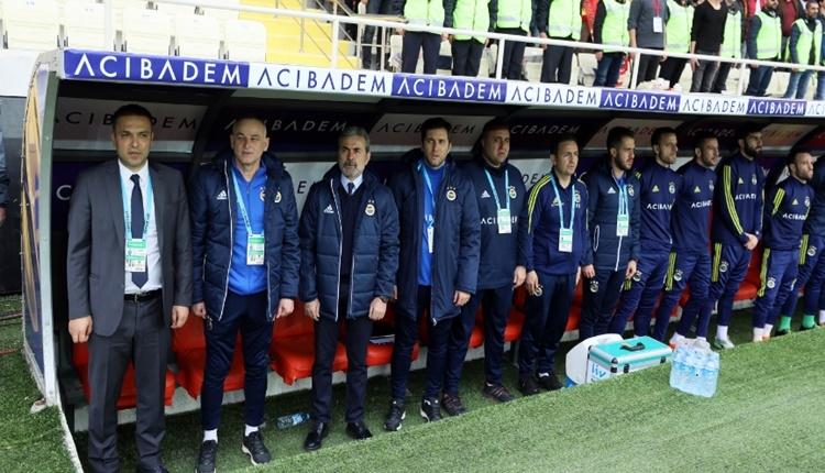 Fenerbahçe'nin yedek kulübesi bir takıma bedel!