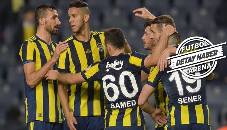 Fenerbahçe'nin Ziraat Türkiye Kupası'ndaki 16 maçlık serisi