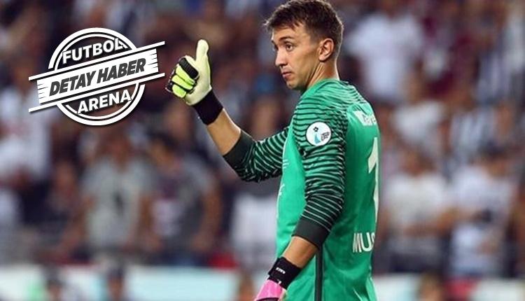 Fernando Muslera kartlarda Süper Lig'in lideri