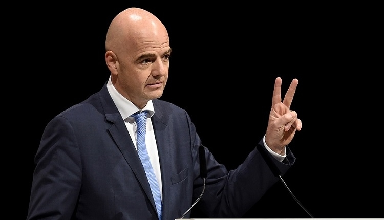 FIFA Başkanı Infantino'dan İran ve Suudi Arabistan'a çağrı
