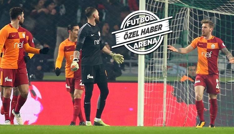 Galatasaray, Eray İşcan'ın yerine kaleci bakıyor