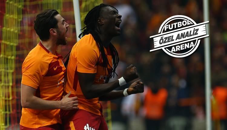 Galatasaray karavana atmıyor! Gomis, Eren ve Sinan...