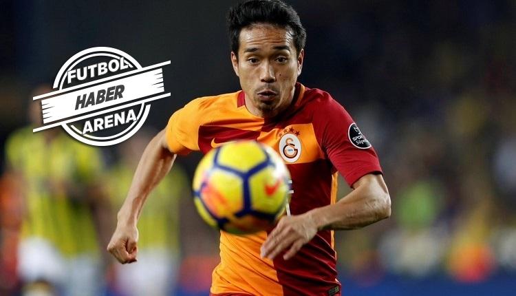 Galatasaray, Nagatomo'nun bonservisini alacak mı?
