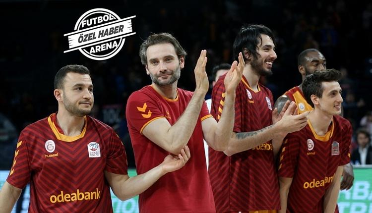 Galatasaray Odeabank'ta yerli krizi! İdmana çıkmadılar