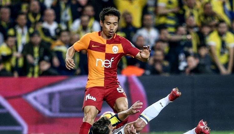 Galatasaray Son Dakika: Mustafa Cengiz, Nagatomo'yu açıkladı (21 Mart 2018)