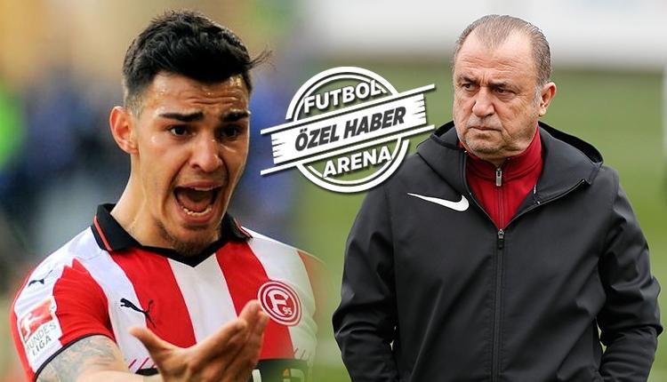 Galatasaray transferde Kaan Ayhan için kararını verdi
