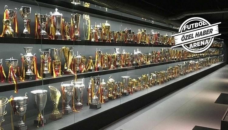 Galatasaray yönetiminden müze için flaş karar