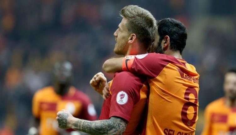 Galatasaray'da Selçuk İnan, Trabzonspor maçında oynayacak mı?