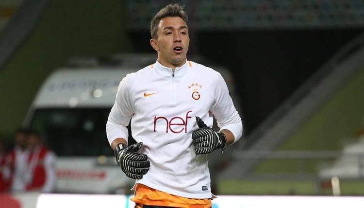 Galatasaray'da Fernando Muslera endişesi