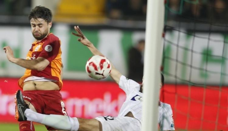 Galatasaray'da Ahmet Çalık'ın göbeği olay yarattı