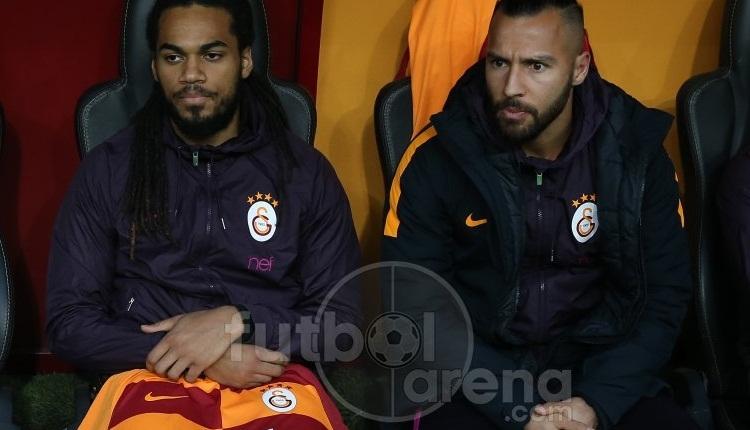 Galatasaray'da Jason Denayer sevinci