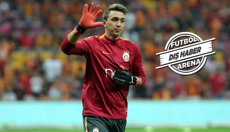 Galatasaray'da Muslera'dan Lazio itirafı! 'Dönmek isterim ama...
