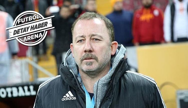 Galatasaray'da Sergen Yalçın endişesi