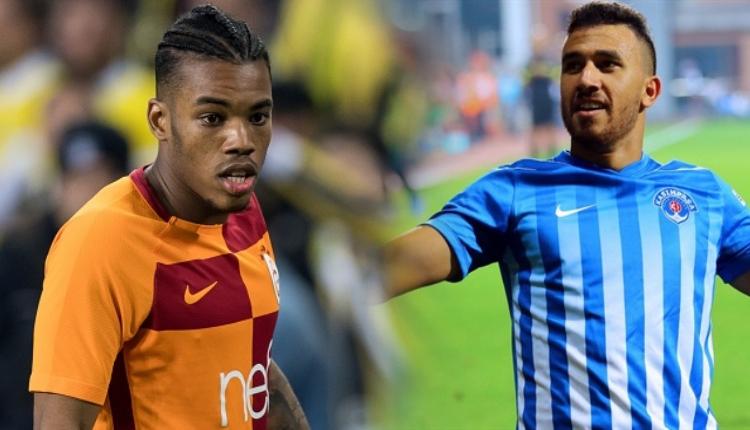 Galatasaray'danGarryRodrigues-Trezeguet transferi operasyonu