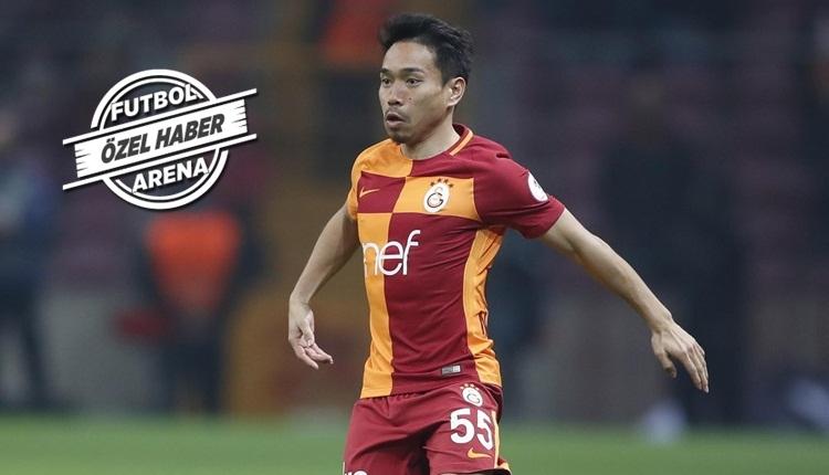 Galatasaray'ın Nagatomo için Inter'e yapacağı teklif