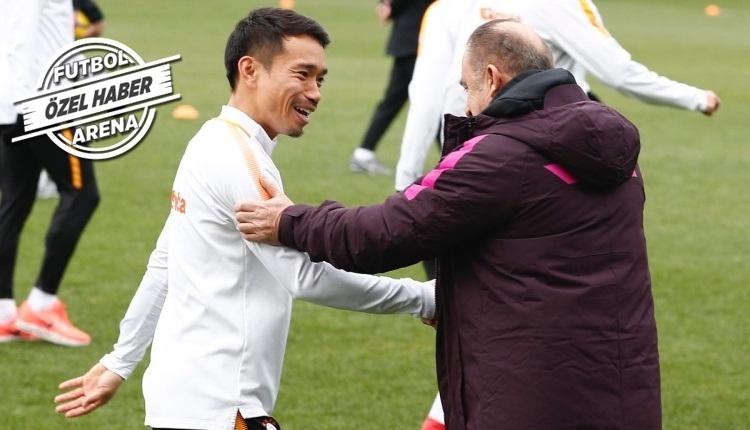 Galatasaray'ın Nagatomo planı ortaya çıktı