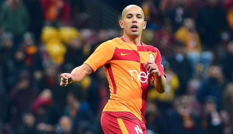 Galatasaraylı Feghouli, Cezayir Milli Takımı'na çağrılmadı