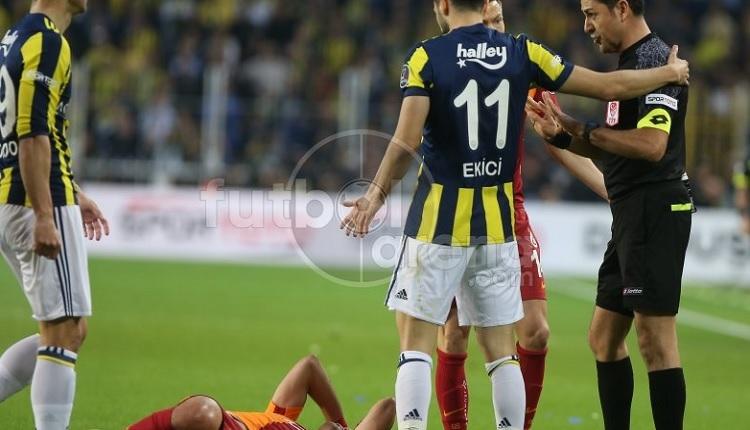 Galatasaraylı futbolculardan Bülent Yıldırım'a Mehmet Ekici tepkisi
