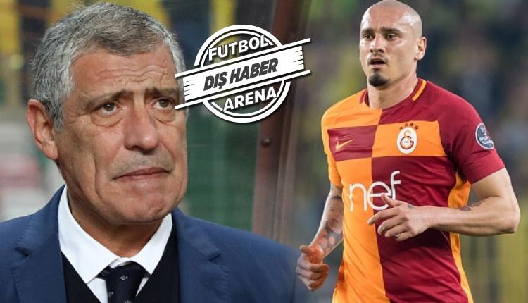 Galatasaraylı Maicon için açıklama: 'İyi bir oyuncu ama...