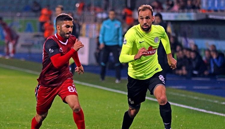 Gaziantepspor küme düştü! Spor Toto 1. Lig'e ilk veda