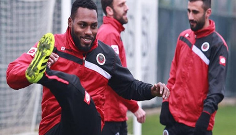 Gençlerbirliği'de Luccas Claro, Beşiktaş maçında yok