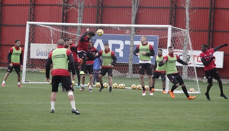 Gençlerbirliği'nde Beşiktaş öncesi sakatlık sorunu