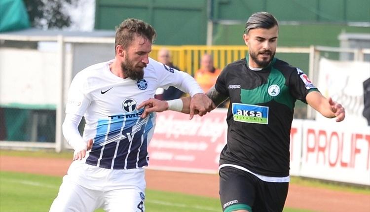 Giresunspor 0-2 Adana Demirspor maç özeti ve golleri (İZLE)