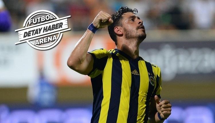 Giuliano, 5 şut çekti, 4'ü gol oldu!