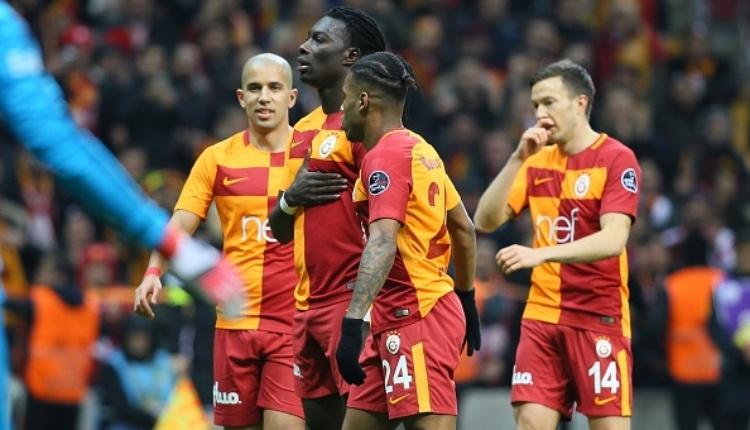 Gomis, Fenerbahçe'nin 4 golcüsünü geride bıraktı