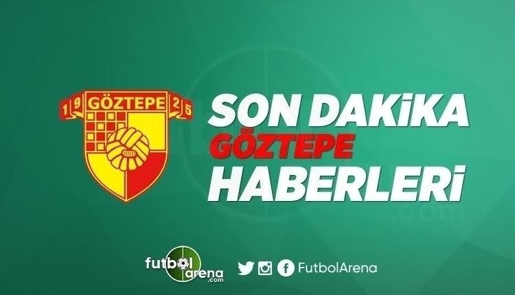 Göztepe Son Dakika Haber - Kasımpaşa maçı öncesinde sevindirici gelişme! (28 Mart 2018 Göztepe haberi)
