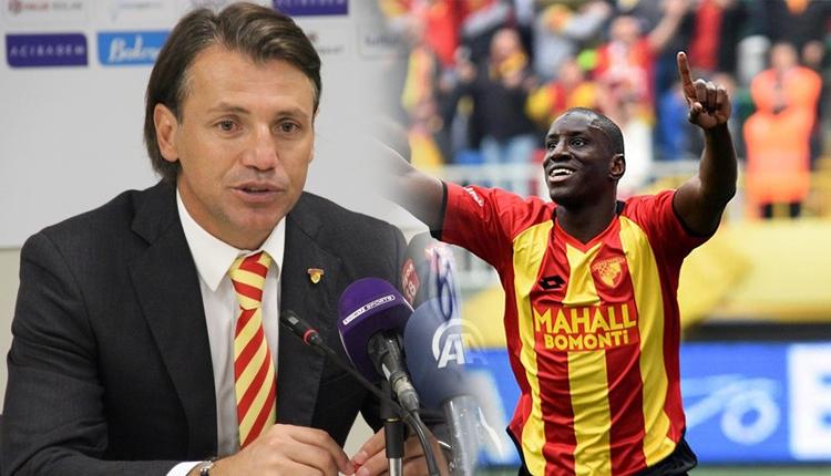 Göztepe, Tamer Tuna ve Demba Ba ile sözleşme uzatacak mı?
