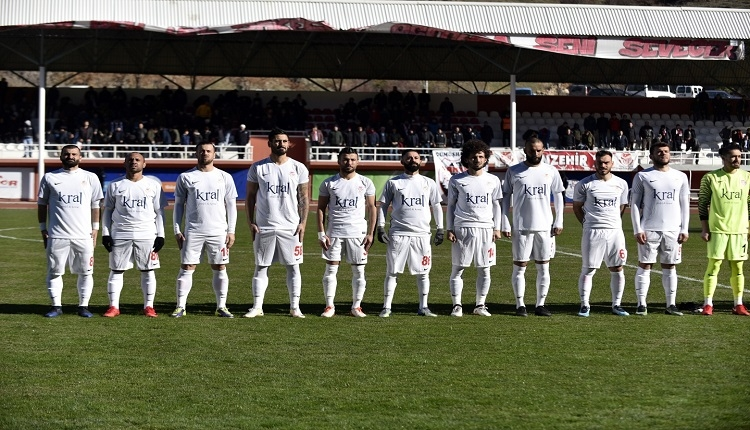 Gümüşhanespor - Pendikspor maçı kaç kaç bitti, maç özeti