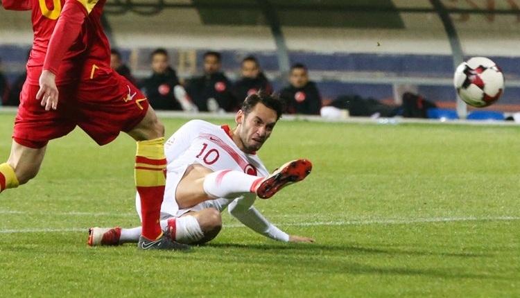 Hakan Çalhanoğlu milli takımın sorununu açıkladı: