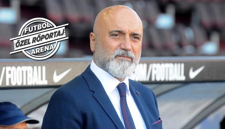 Hikmet Karaman'dan FutbolArena'ya derbi yorumu