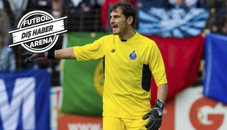 Iker Casillas'a Al Nasr'dan transfer teklifi