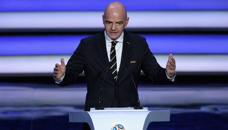 İnfantino resmen açıkladı! Dünya Kupası'nda VAR kullanılacak