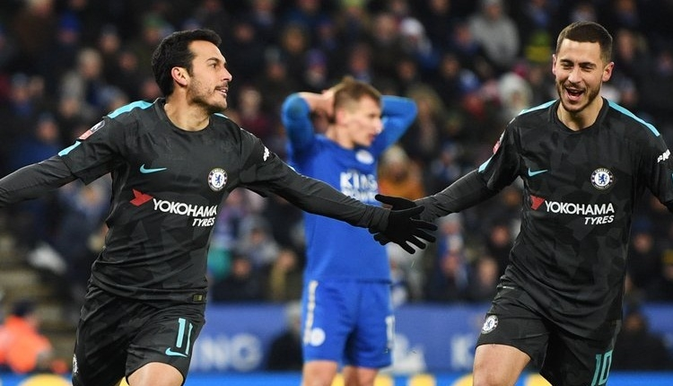 İngiltere Federasyon Kupası maç sonuçları (Chelsea ve Southampton yarı finalde)
