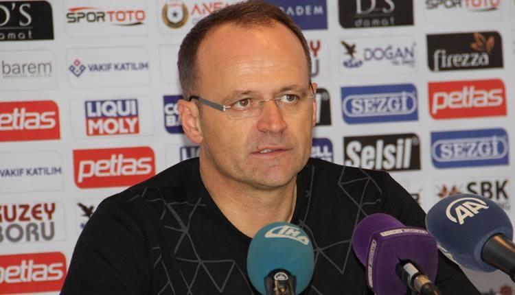 İrfan Buz'dan eski takımı Bursaspor'a mesaj