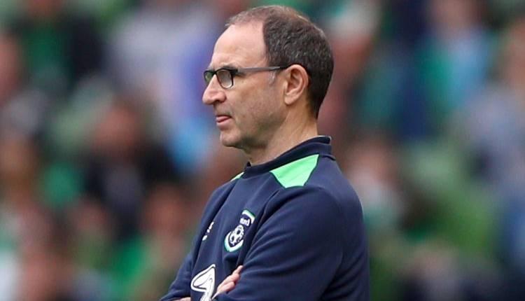 İrlanda Cumhuriyeti, Türkiye maçı kadrosunu açıkladı