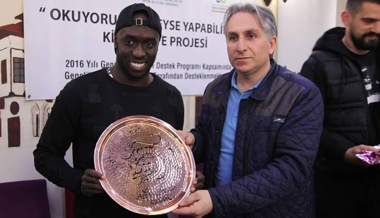 İssiar Dia: 'Fenerbahçe maçına hazır olacağım'