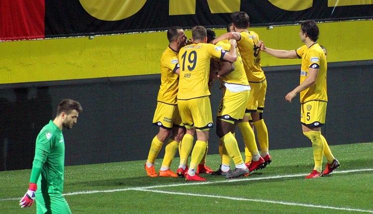 İstanbulspor 1-2 Ankaragücü maç özeti ve golleri (İZLE)