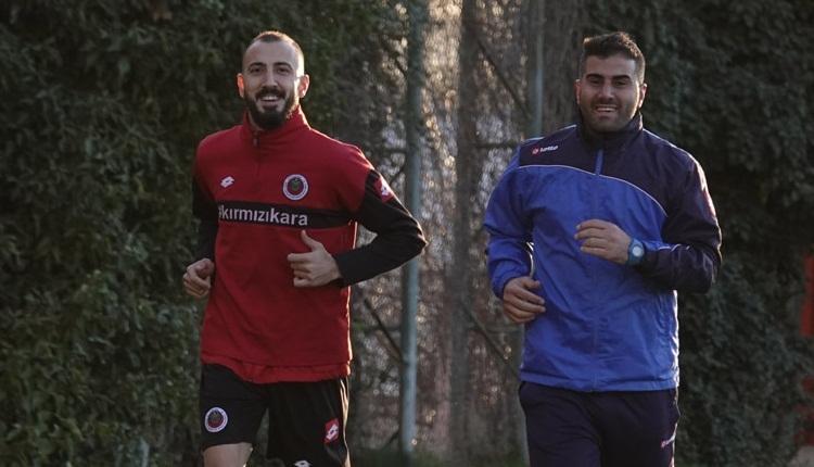 Jailton ve Ahmet İlhan'ın sakatlığında son durum (Son dakika Gençlerbirliği Haberleri 21 Mart 2018)