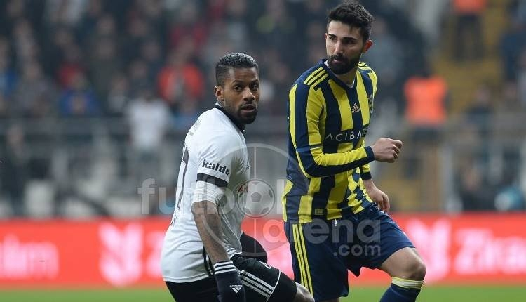 Jeremain Lens'i Fenerbahçe derbisinde yakan olay