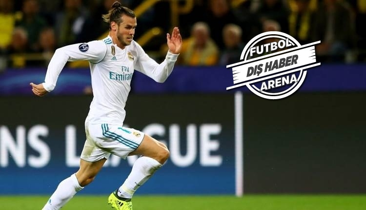 Jose Mourinho, Gareth Bale'ı ikna etti