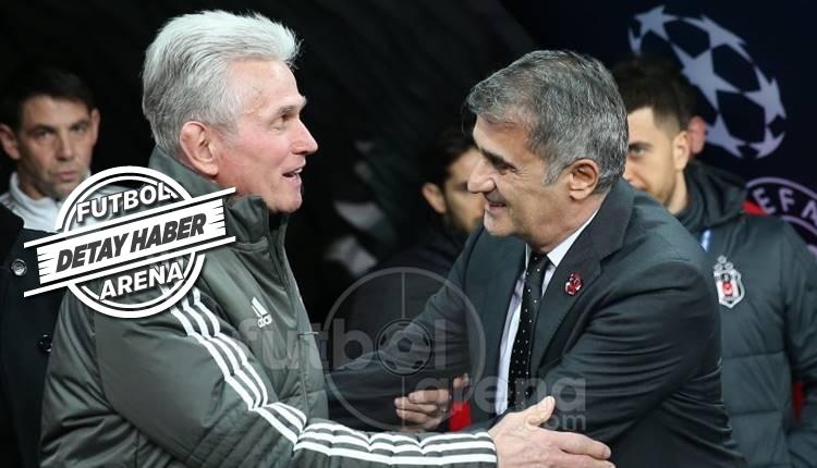 Jupp Heynckes, Beşiktaş karşısında Şampiyonlar Ligi rekorunu kırdı!