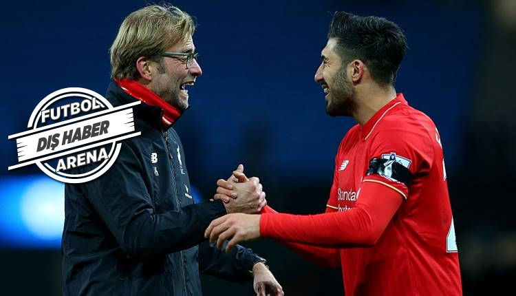 Jürgen Klopp açıkladı! Emre Can Liverpool'da kalacak mı?