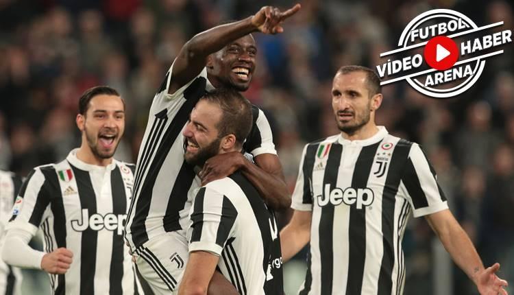 Juventus 2-0 Atalanta maçı özeti ve golleri (İZLE)