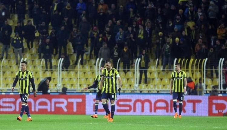 Kadıköy'de Aziz Yıldırım'a tepki!